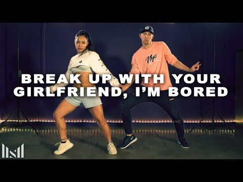 ARIANA GRANDE - Break Up With Your Girlfriend, I'm Bored | Matt Steffanina Choreography Mp3