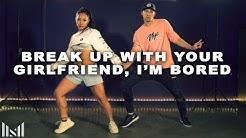ARIANA GRANDE - Break Up With Your Girlfriend, I'm Bored | Matt Steffanina Choreography