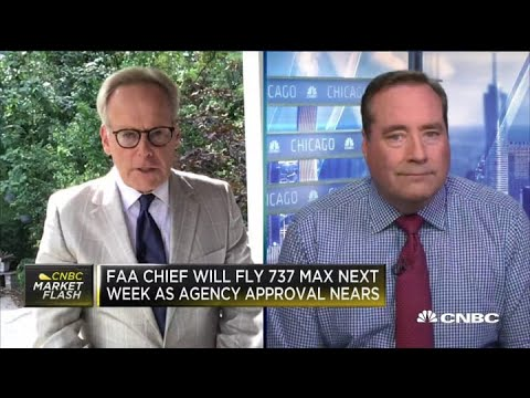 Boeing Stock Is Flying After FAA Approves 737 MAX Jet. What the ...