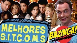 5 MELHORES SITCOMS (séries de comédia) - feat. André Vasco