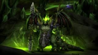 World of Warcraft - реплики Маннорота.