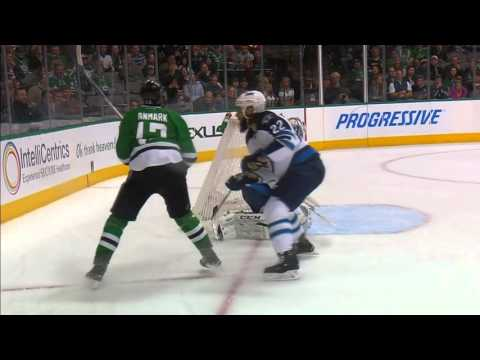 Gotta See It: Niemi allows soft goal to end period