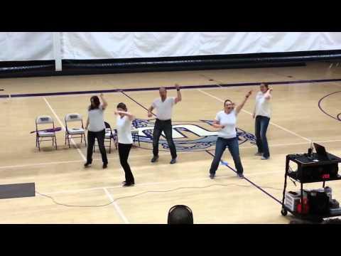 Marinette Middle School Lip Sync Battle-Group