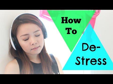 Cách Giảm Áp Lực Trong Cuộc Sống - How To De- Stress | TrinhPham