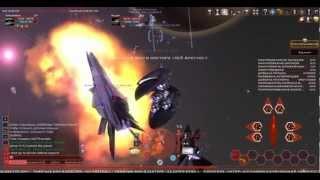 Battlestar Galactica Online - браузерная онлайн игра ( обзор, gameplay ) HD