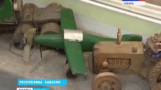 В Хакасии открылась выставка русских игрушек 20-го