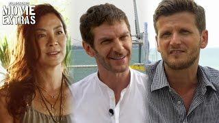 Mechanic: Resurrection | On-set With Michelle Yeoh, Sam Hazeldine & Dennis Gansel [Interview]
