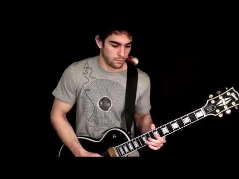Katy Perry~Dark Horse Guitar Cover