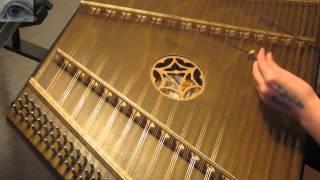 The Exorcist Theme (Tubular Bells) - (improved version - hammered dulcimer/Hackbrett cover)