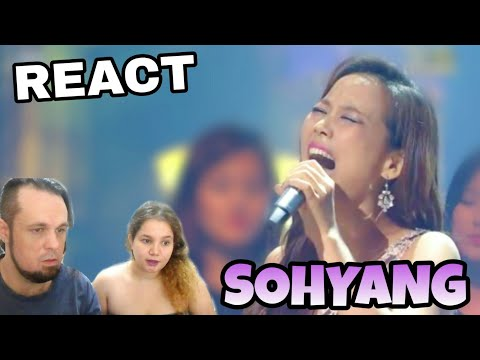 VOCAL COACHES REACT: SOHYANG - LEAN ON ME