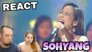 Baixar VOCAL COACHES REACT: SOHYANG - LEAN ON ME