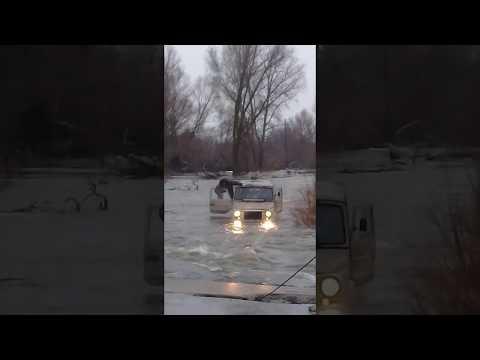 Потоп в Богучаре