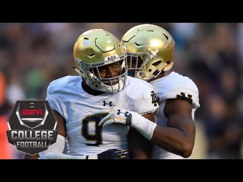 How Notre Dame can make the College Football Playoff | ESPN