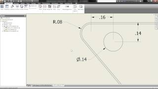 Autodesk Inventor Two Minute Tip Retrieve Dimensions