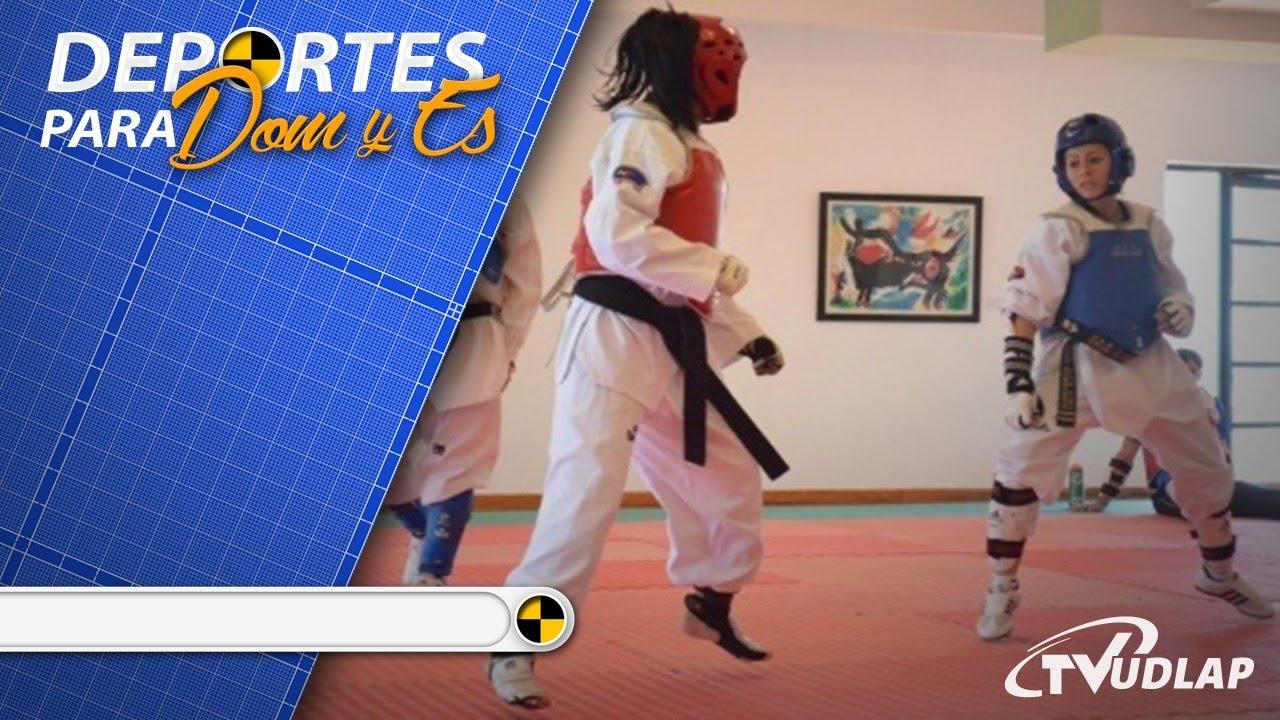 Cuál Es La Diferencia Entre Karate Y Taekwondo Deportes Para Dom Y Es Youtube
