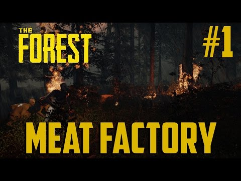 The Forest - Meat Factory Pt. 1