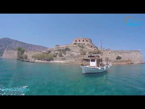 Crete Top 10 Excursions - Spinalonga