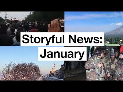 Storyful News January Recap