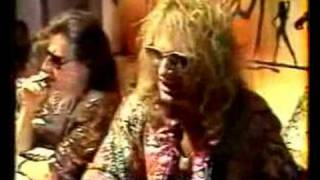 David Lee Roth - Making of California Girls