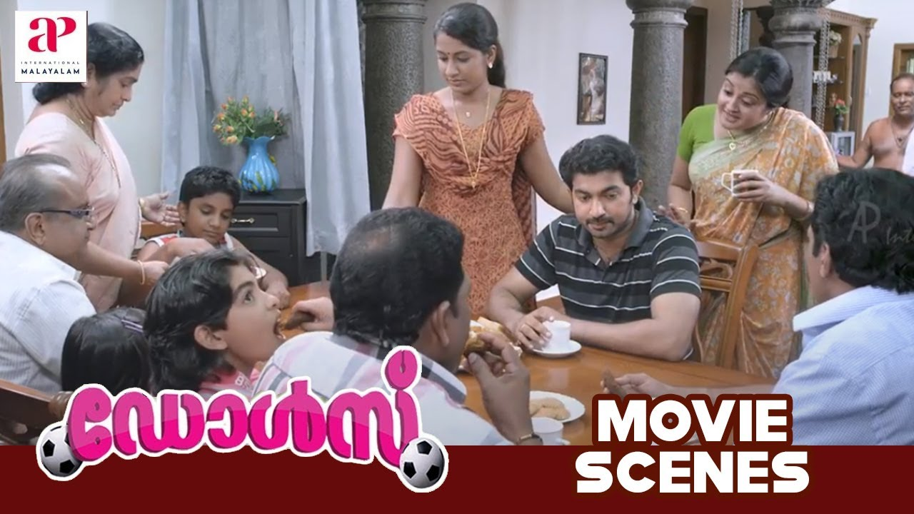 Dolls Malayalam Movie Scenes | John Insists on Destroying the Snake Temple | API Malayalam