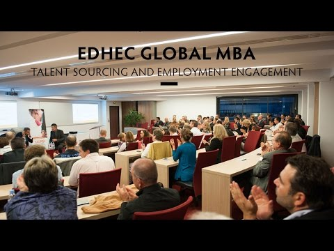 EDHEC Global MBA - Global leaders Club