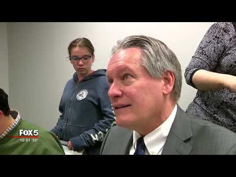Gwinnett County absentee ballot counting