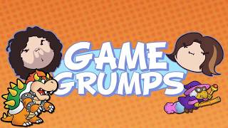 Game Grumps - Paper Mario TTYD - Bowser and Kammy K Voices