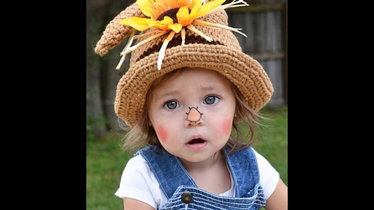 af4900dc8d386 Cute Children s Scarecrow Costume - YouTube