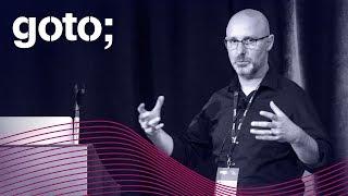 GOTO 2019 • Data-Driven Engineering • Andy Cirillo