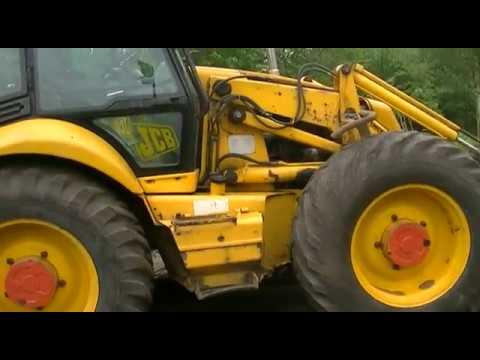 JCB 4сх после ремонта АКПП в Лонмади #JCB 4CX#