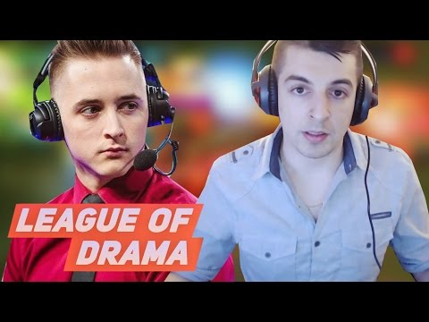 GROSS GORE final words about KREPO, LS COACH concerns about Elemental Dragons update #LeagueOfDrama
