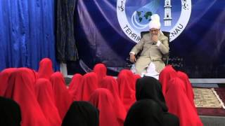 Huzoor's Mulaqaat with Lajna & Nasirat -  Nagoya (Urdu)