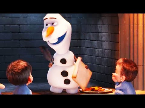 Thumbnail: Olaf's Frozen Adventure Trailer 2017 Movie - Official