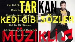 Video TARKAN-Kedi Gibi Sözleri Lyrics (2017)(Müzikli) download MP3, 3GP, MP4, WEBM, AVI, FLV November 2017