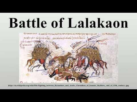 Battle of Lalakaon