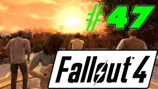 Lets Play Fallout 4 047 - Rekrutierungsbro der Nationalgarde - Gameplay Deutsch German Full HD