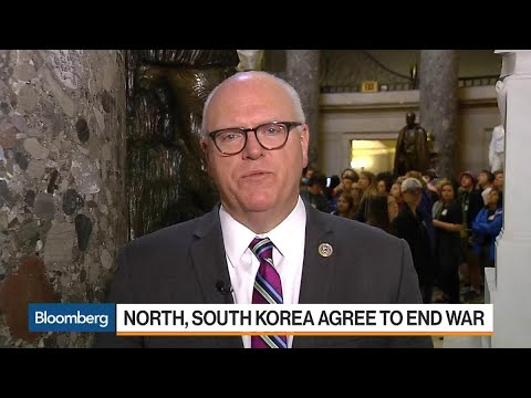 Rep. Joe Crowley on Korea Summit, 2018 Midterms, Pelosi