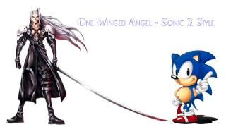 Final Fantasy VII - One Winged Angel (Sonic 2 / 16-bit Remix)