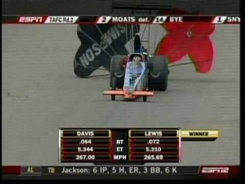 Brandon Lewis VS. Justin Davis with Interview Brainerd 2008