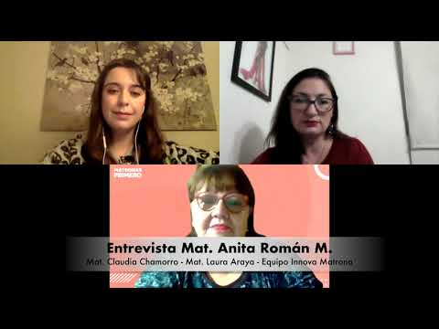 """Anita Román: """"La formación (matronas/es) debe considerar los nuevos paradigmas de la atención"""""""