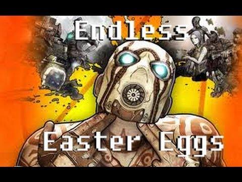 Borderlands 2: A F**k Load Of Easter Eggs