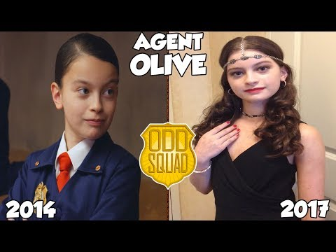 Odd Squad Then And Now 2017
