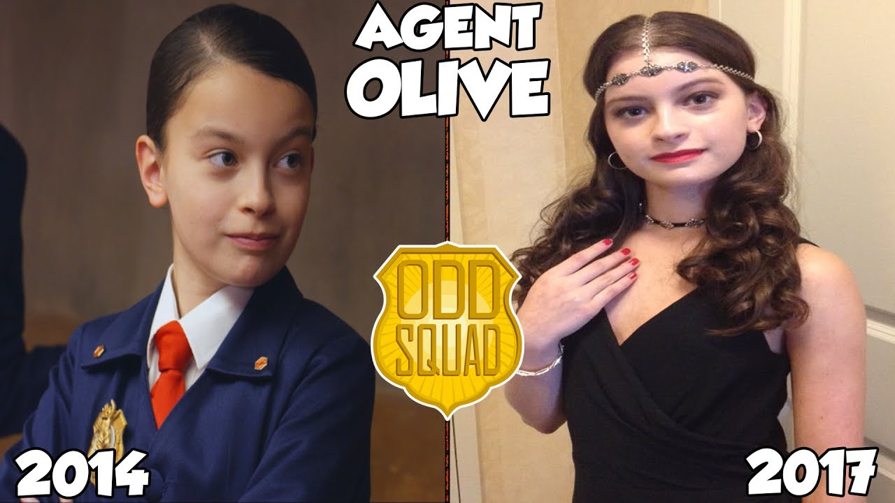 Odd Squad Then And Now 2017 - YouTube