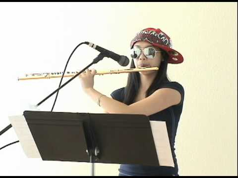 15 Year Old Annie Wu Rocks The Three Beats For Beatbox Flute