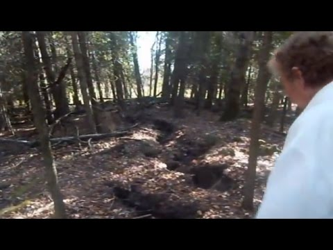 Upper Michigan's ONLY Earthquake Evidence    Jason Asselin
