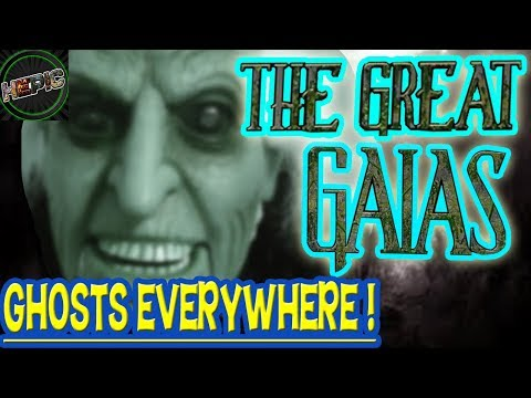 GHOSTS ARE EVERYWHERE! - The Great Gaias Gameplay Walkthrough