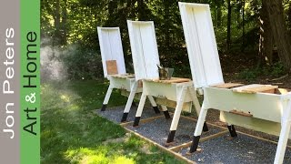 How To Make Top Bars & Add Them To A Top Bar Beehive