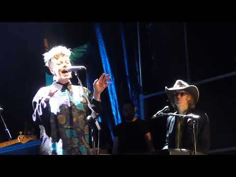 The Waterboys  The Whole Of The Moon live at Leopardstown Racecourse mp3