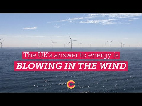 The UK's answer to energy is blowing in the wind \\ Climate Council