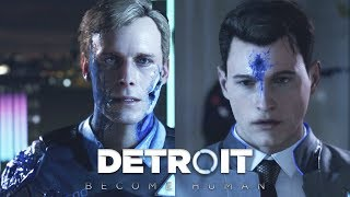 DETROIT BECOME HUMAN Demo All Endings (PS4 Pro)